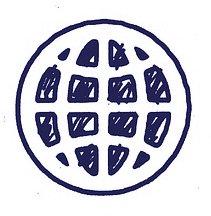 globe sketch icon